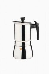 Cafetera Lux inox induction