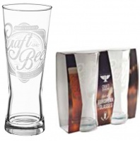 Vaso de cerveza Craft Beer